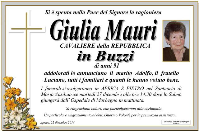Mauri Giulia