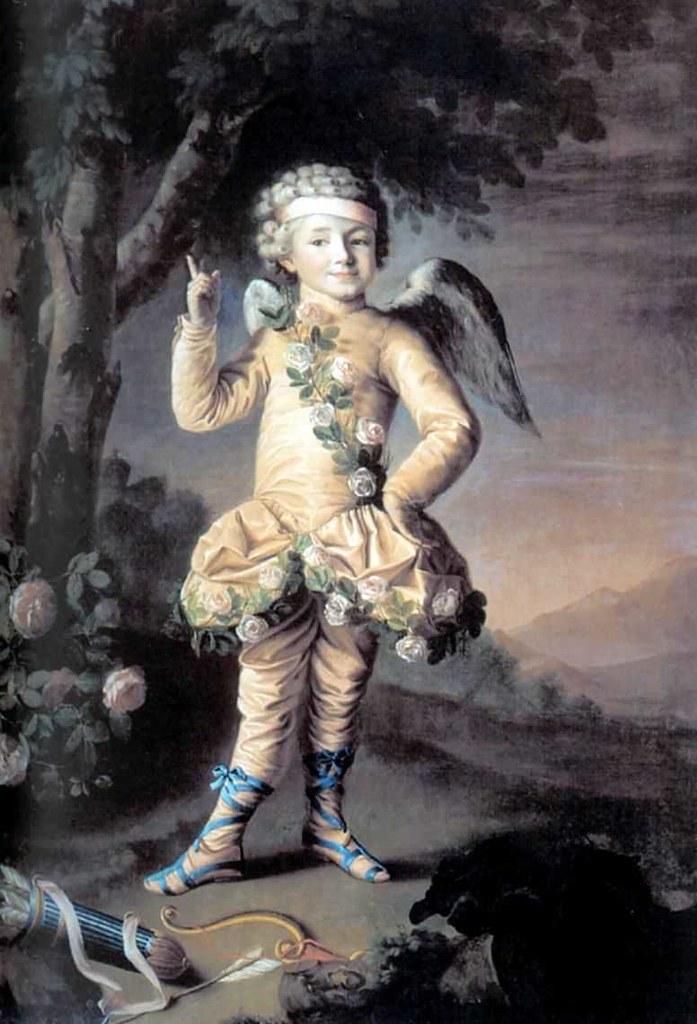尼古拉·阿尔古诺夫画作选18