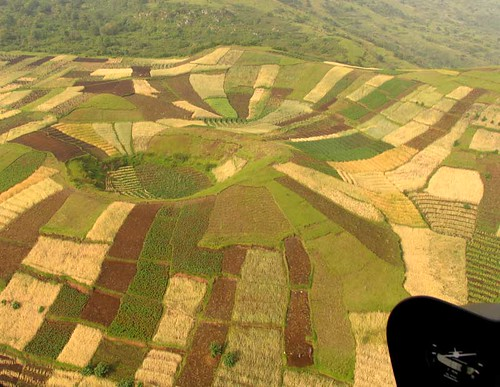 Flight over the Virungas/Rwanda | by flyheli
