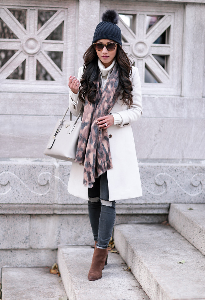 cold weather winter outfit ideas extra petite boston blog