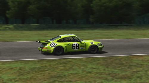 Porsche 911 Carrera RSR - Guy Verrier - 24h du Mans 1975