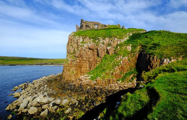 Duntulm Castle Isle of Skye 2