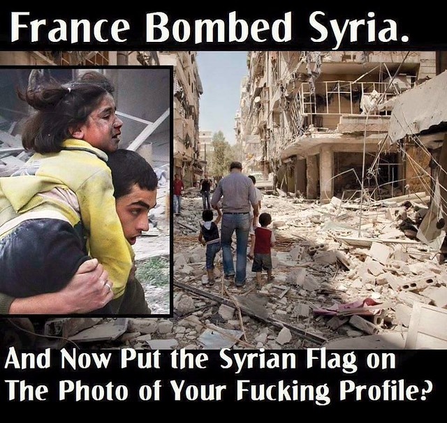 #Paris bombing #syria