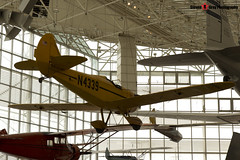 N4339 - 68-15 - Private - Bowers Fly Baby 1A - The Museum Of Flight - Seattle, Washington - 131021 - Steven Gray - IMG_3488