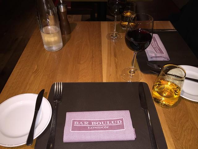Bar Boulud, London