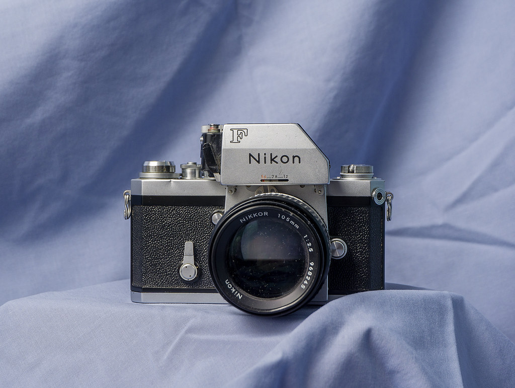 CCR - Review 28 - Nikon F Photomic FTn