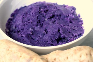 fresh ube (aka purple yam) | by chockylit