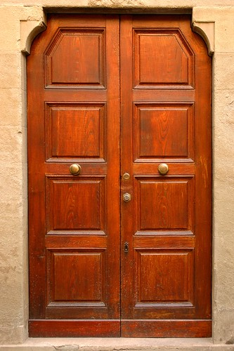 Door in Florence, Italy | by Alida's Photos