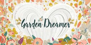 Garden Dreamer Button