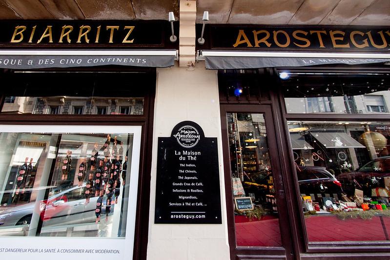 Maison Arostéguy, Biarritz