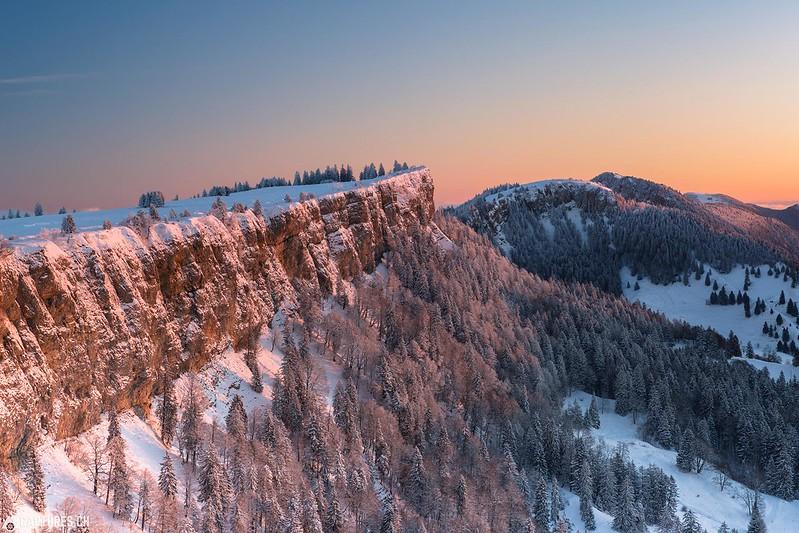 Sunrise - Grenchenberg