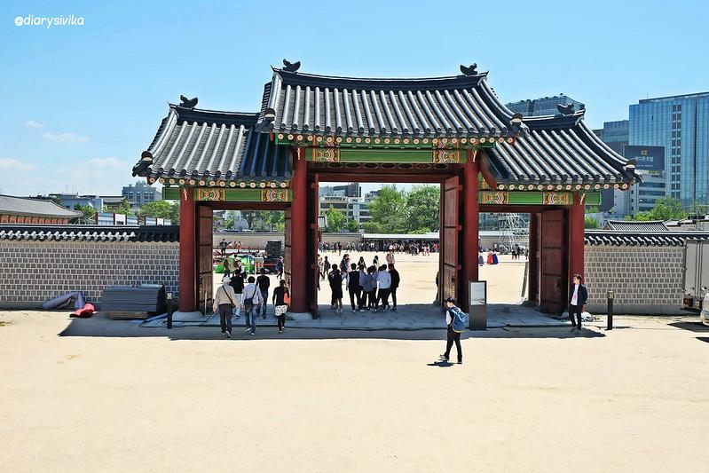 gyeobokgung palace 10