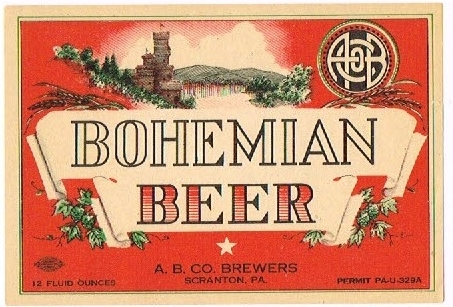 Bohemian--Beer-Labels-AB-Company