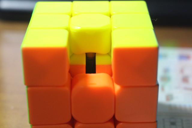 魔方格 勇士w 角塊的圓角配合