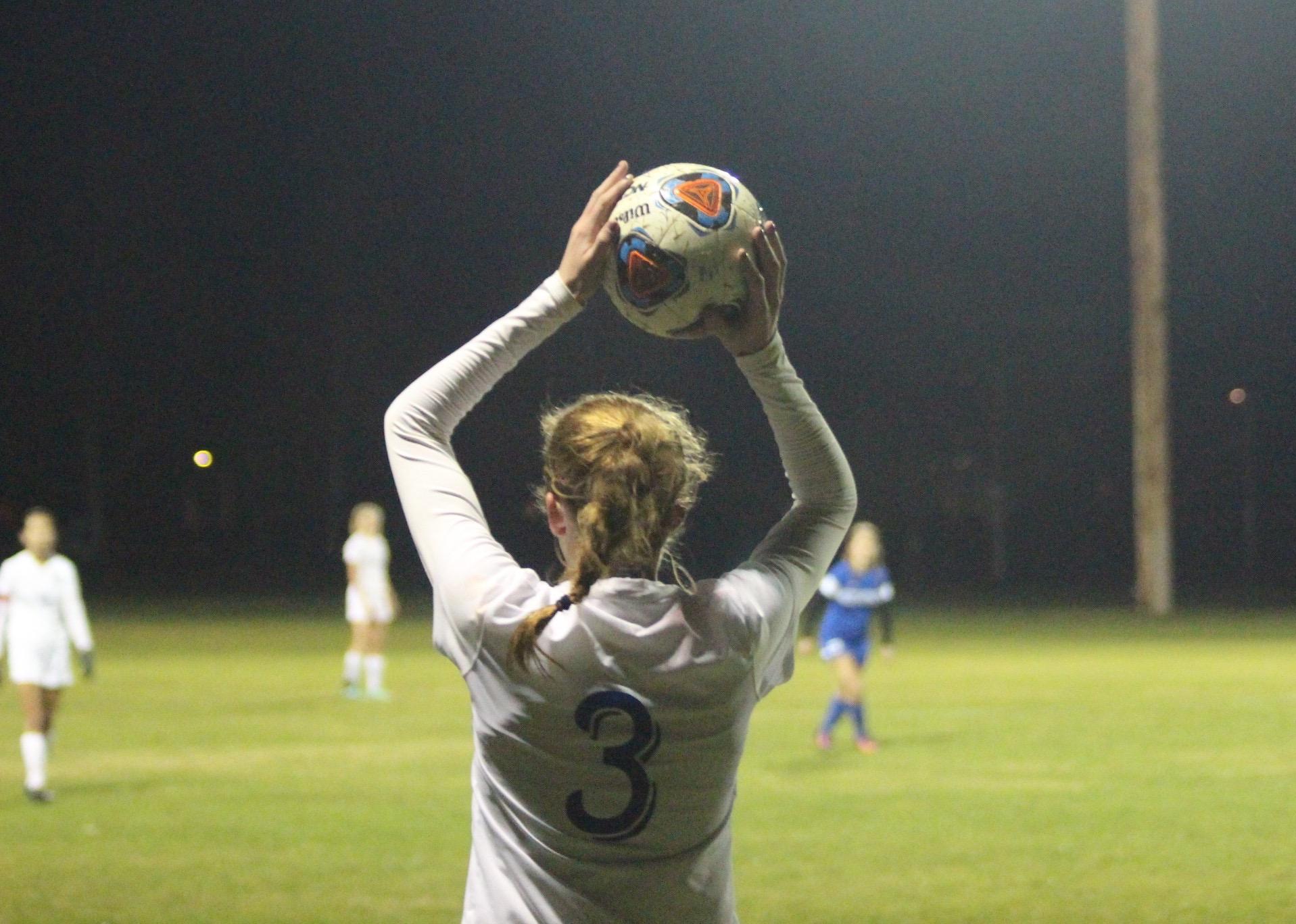 Women's soccer Versus Rocklin