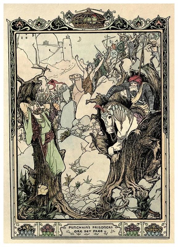 003-Cuentos de hadas indios-1892- John Batten