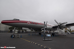 CF-TGE - 4544 - Trans-Canada Air Lines TCA - Lockheed L-1049G Super Constellation - The Museum Of Flight - Seattle, Washington - 131021 - Steven Gray - IMG_3673