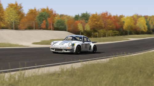 Porsche 911 Carerra RSR - Vadek Polak Racing - Milt Minter - IMSA GT 1976 (5)