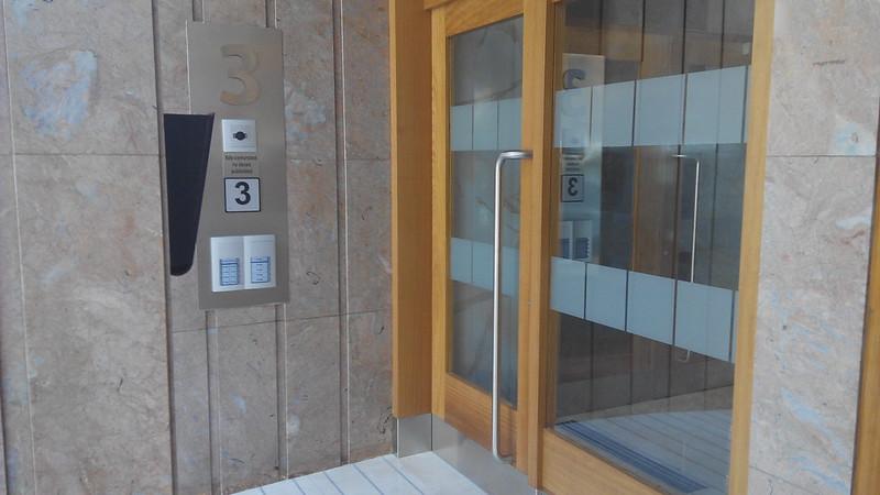Reforma portal Pintor Pablo Ortiz de Urbina 3 - Birketa