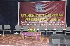 Ecumenical Christmas Celebration -2016
