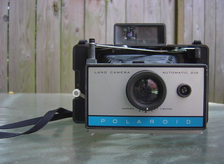 Polaroid 210 Land Camera | by Scout Seventeen