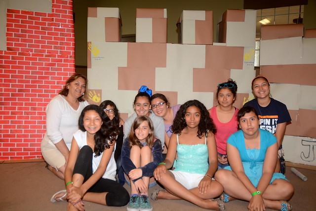 Campamento de Niños 2014