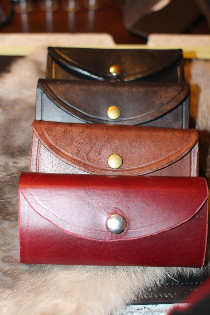 Wts leather spice kits 4 colors 8 total for sale for Leather craft kits for sale