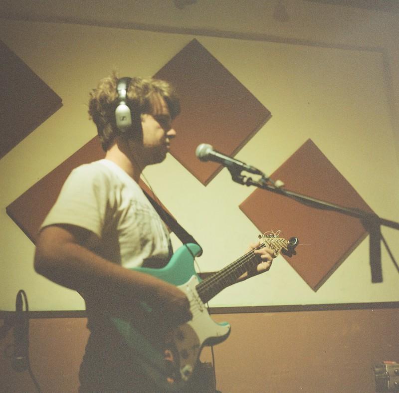 Big White in the Studio at Lollipop