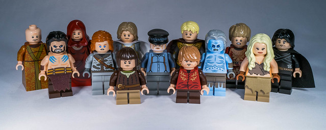 LEGO Game of Thrones Minifigures