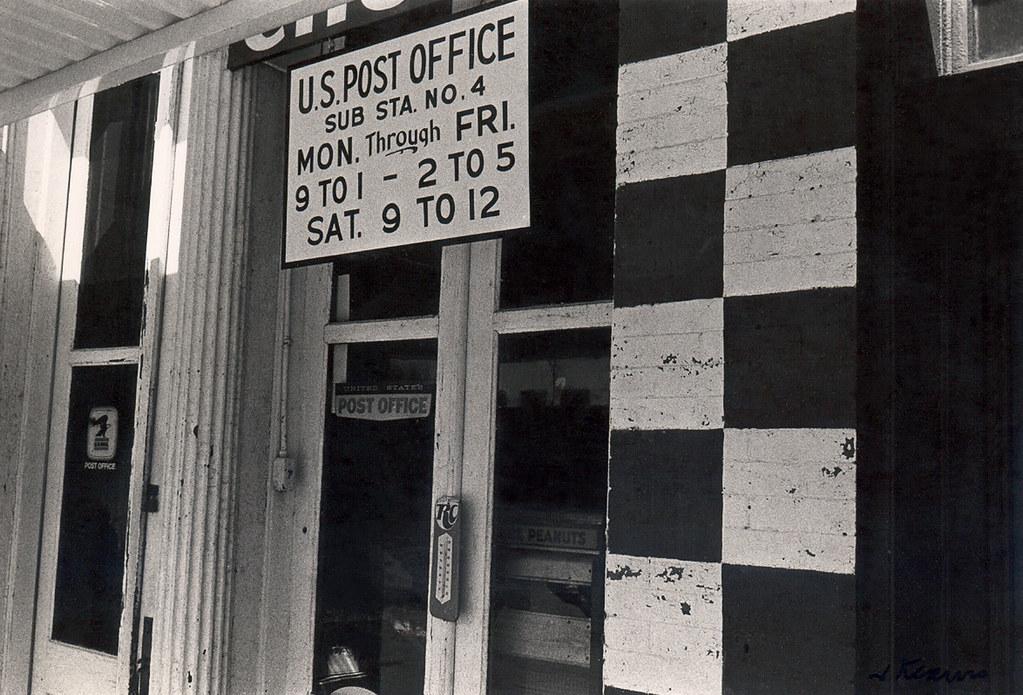 P.O. Sub Station 4, Augusta, Ga. 1970s
