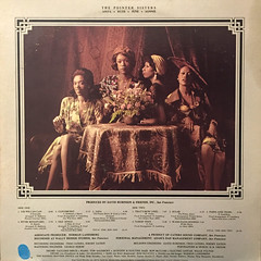 THE POINTER SISTERS:THE POINTER SISTERS(JACKET B)