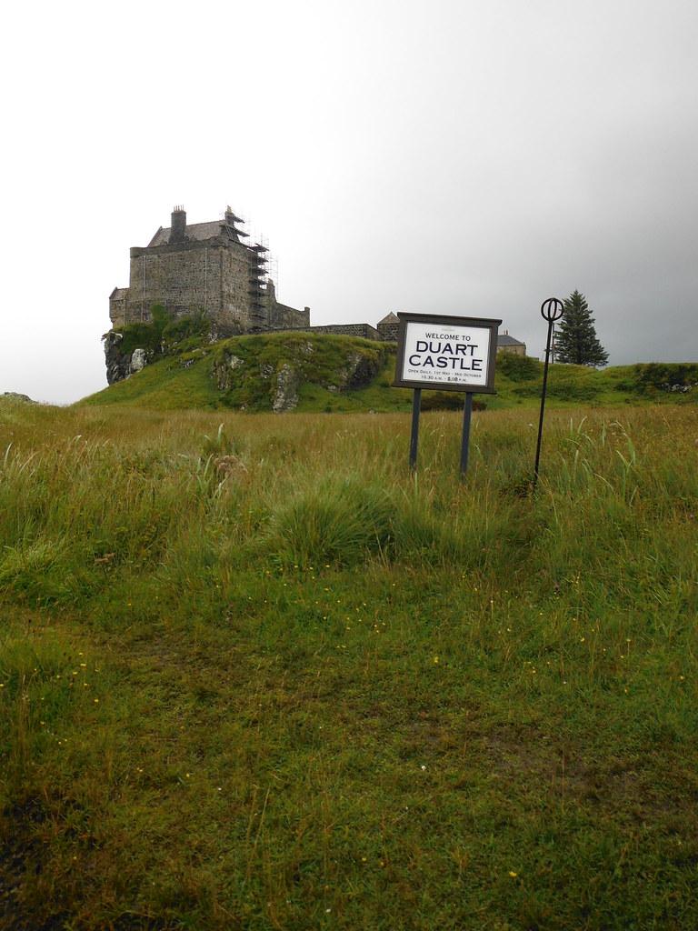 Duart Castle 9