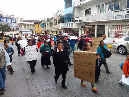 Manifestación 3