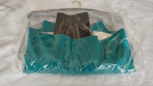 3 Packing a Suit: Fold Suit in Half