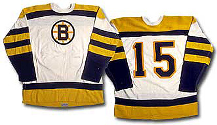 Boston Bruins 1954-55 jersey