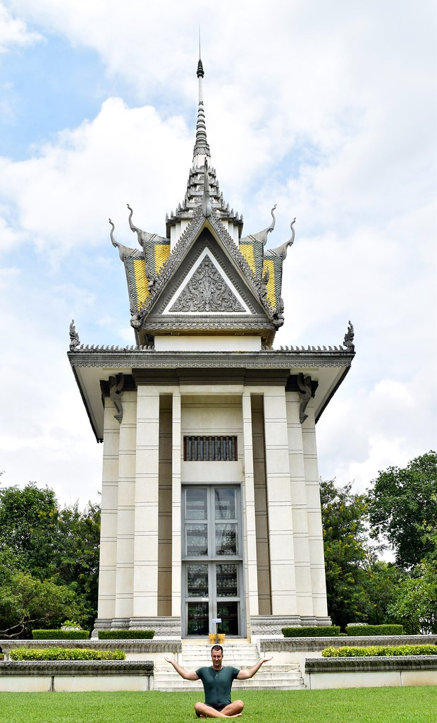 The Killing Fields || Yogi Aaron's Journey To The Memorial of Cambodia