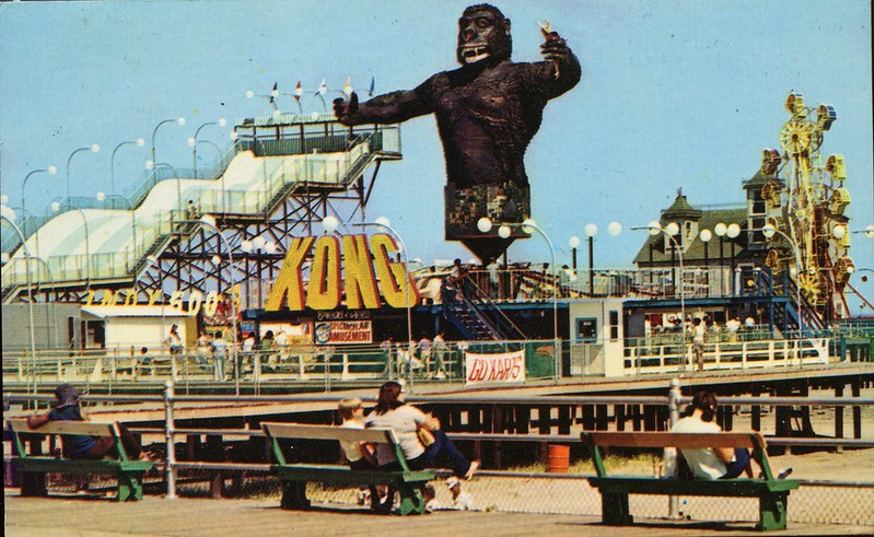 Kong, Wildwoods By The Sea, NJ