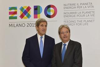 Secretary Kerry at EXPO Milan 2015