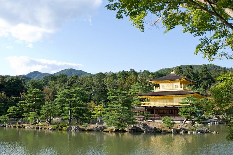 Kinkaku-ji, Kyoto's Golden Pavilion | packmeto.com