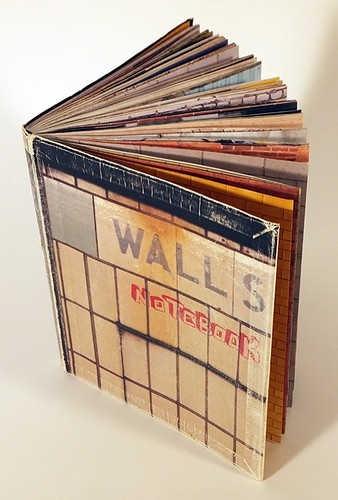Prison Art McCarthy: Walls Notebook Series 1