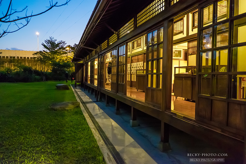 2016.Dec Kishu An Forest of Literature @Taipei, Taiwan 紀州庵