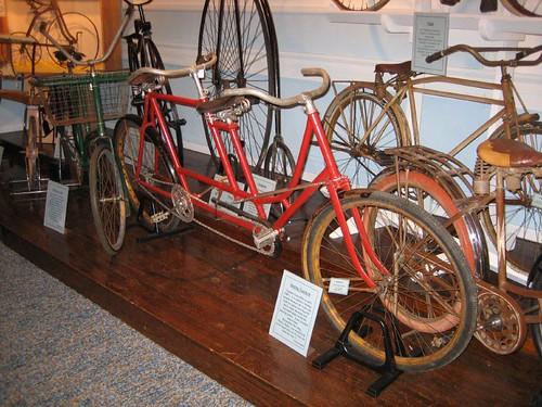 Tandem Bike Touring Racks