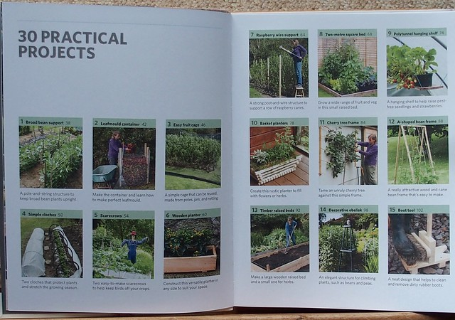 Contents of Build a Better Vegetable Garden