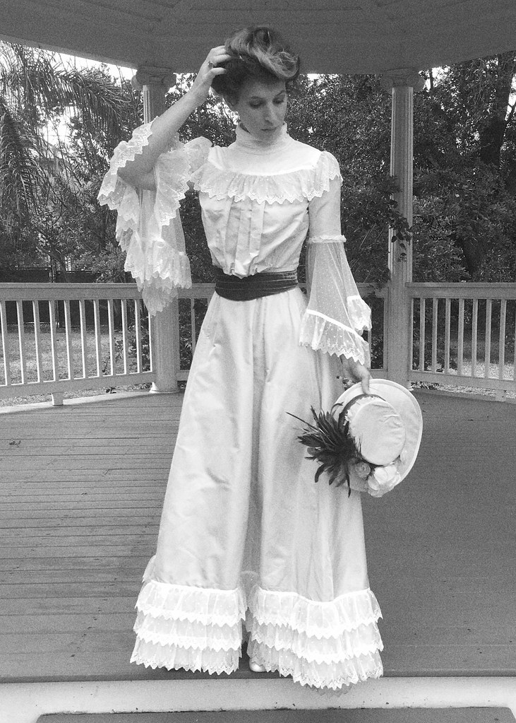 Turn-of-the-century Historical Costume