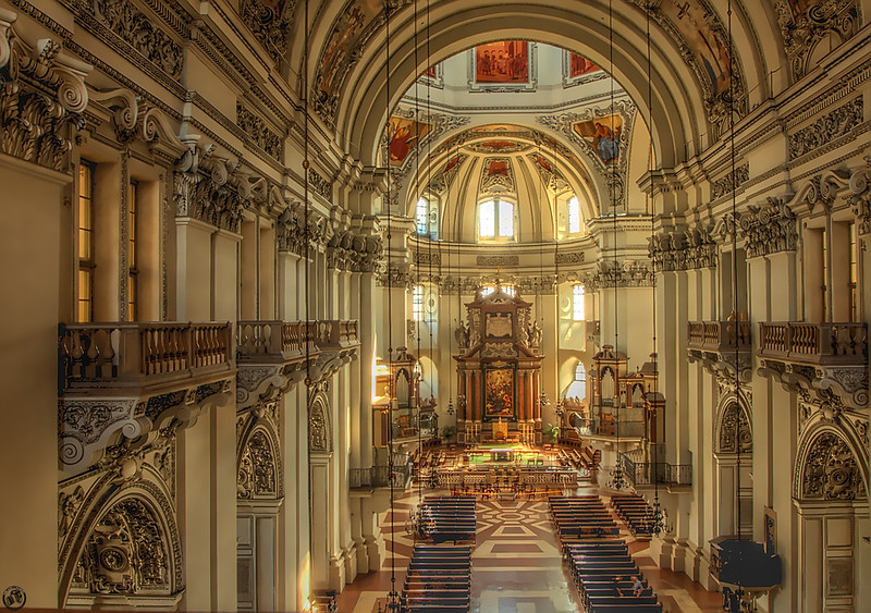 Saint-Rupert Cathedral HDR