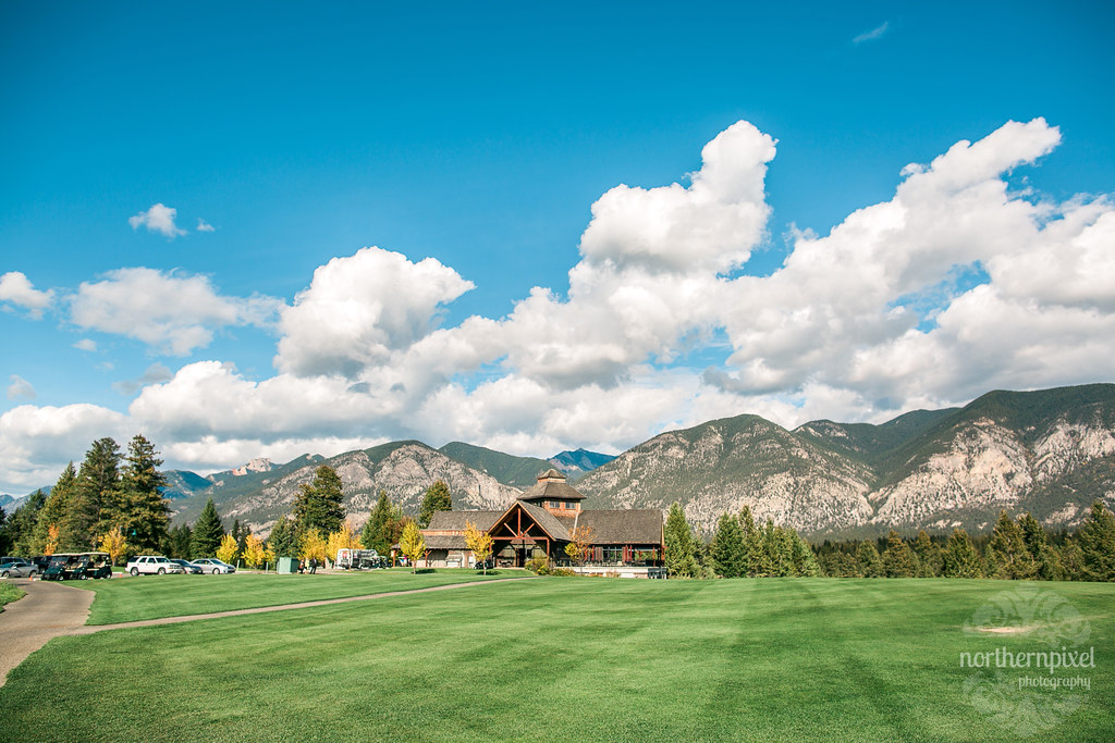 Eagle Ranch Resort - Invermere BC Rockey Mountain Wedding Venue