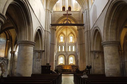 The Church of St Cross