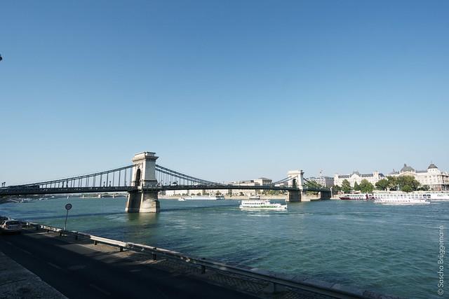 Kettenbrücke / Széchenyi lánchíd