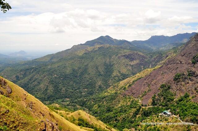 View from Little Adam's Peak Ella