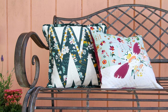 Garden Dreamer Pillows